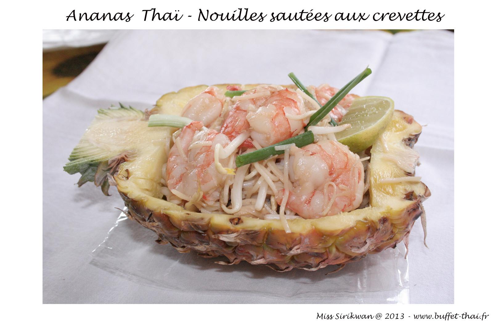 ananas-thai-nouilles-sautees