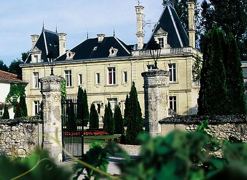 Photo du château Meyre