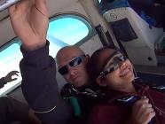 Saut en parachute tandem Soulac